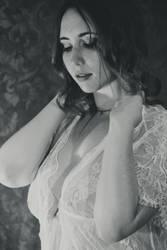 Lily white lace 2 by Stephvanrijn
