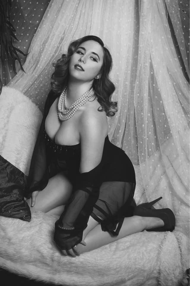 Hollywood vintage glam by Stephvanrijn