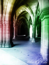 Pillars of color by h3LIOS89