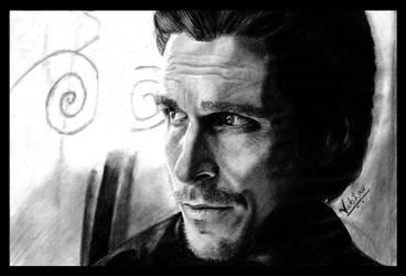 Christian Bale by chucker19