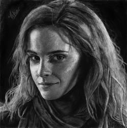 Emma Watson by chucker19