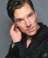 Benedict Cumberbatch by chucker19