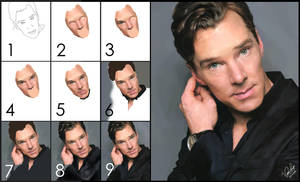 WIP compilation - Benedict Cumberbatch by chucker19