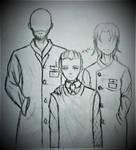 Family Portrait (Lael) by TheKikkaKibaz