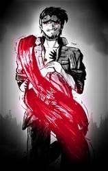''Backstabber'' (Damon) by TheKikkaKibaz