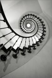 Upstairs. by Be-at