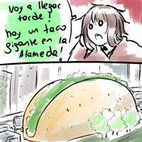 Un Taco! by KoNaChan95