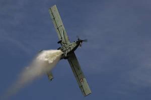 Pilatus PC-6 Porter firefight by cnv
