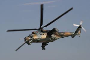 Mi-24 hind by cnv