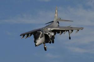 Dancing Harrier GR9 by cnv