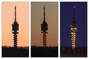Zalaegerszeg TV Tower by cnv