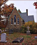 St. Mary's Episcopal Church (2) by haloeffect1
