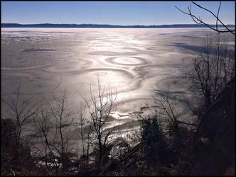 Chesapeake Ice (II) by haloeffect1