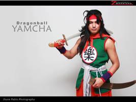 Yamcha king of the desert by jeffbedash325