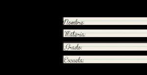 Plantilla para Etiquetas [Tutorial] by RusherResources