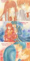 L.O.V.E. by Florineil-chan