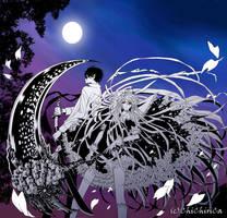 Nightfall by Florineil-chan
