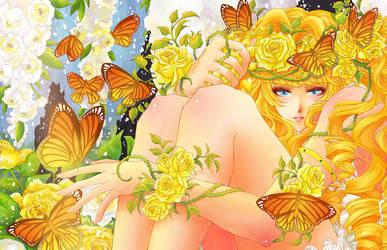 Fairy by Florineil-chan