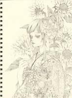 Himawari by Florineil-chan