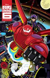 Big Hero 6 by nosmallvictories