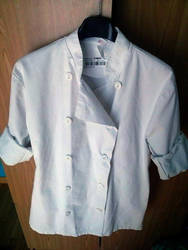 One chef coat and so many memories... by OldCook