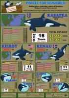 Parcel for SeaWorld by Okura