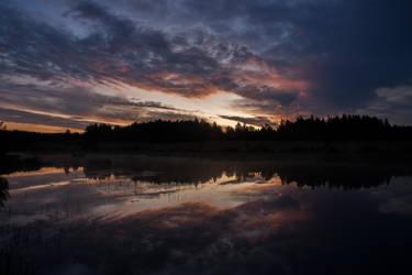 Daybreak by mabuli