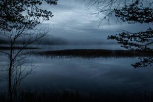 Silent lake II by mabuli