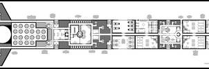 CSV Donau, Deck 3 by stargate525