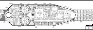 CSV Donau, Deck 5 by stargate525