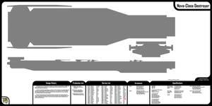 CSV Donau, Class Sheet by stargate525