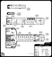 CCSV Victoria, Deckplans by stargate525