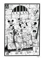 Oh Minnie by kilanoza