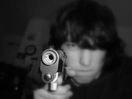 Gun by roninmakeswaffles