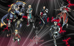 The Last Remnant Heroes by Skywolf1988