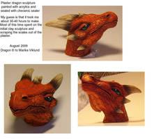Dragon Red by YikYik