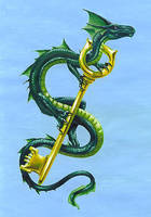 Key Dragon by YikYik