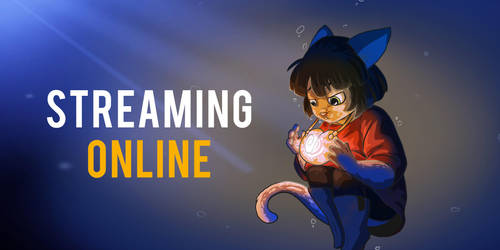 Streaming Online! by ReineofAberrants