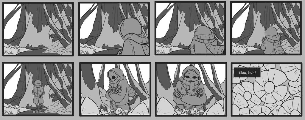WIP Animatic: Losttale by ReineofAberrants