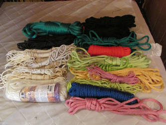 ropes by Commanding-photos