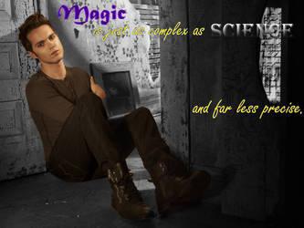 Thomas Dekker (Magic vs Science) by Poyzund