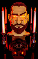 I Sold My Soul For LEGO by VonBrunk