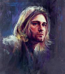 Kurt Cobain by Duh22