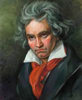 Ludwig van Beethoven by Duh22