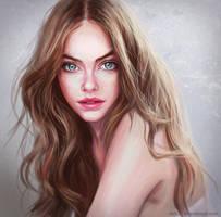 Barbara Palvin by Duh22
