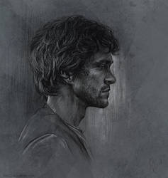 Sketch - Will Graham by Duh22