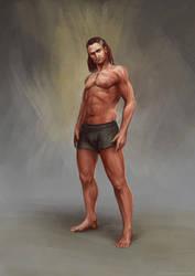 Edwin full body by Duh22