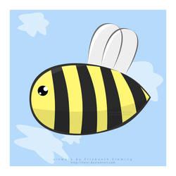 Eddy the Bee by Talei