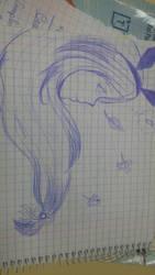 Inktober!! by sophiecyberland