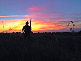 Sunset Operator by HeavyBenny